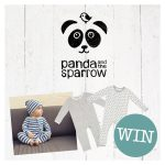 WIN £100 to spend on bamboo baby clothing from Panda and the Sparrow