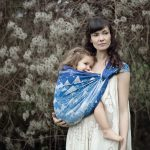 WIN an Oscha Misty Mountains Aduial Baby Wrap